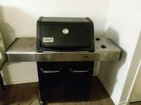 black and gray Weber gas grill New Orleans, 70114