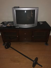 TV Stand only Tracy, 95391