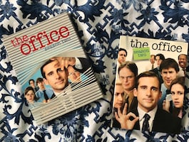 Four seasons of The Office!