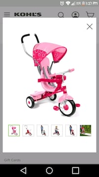 Radio flyer 4 in 1 stroll and trike
