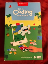 Osmo Coding. For iPad. Must have base