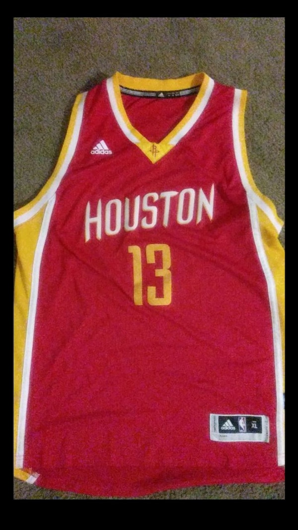 new arrivals fc3ea 9176a Houston Rockets James Harden Jersey