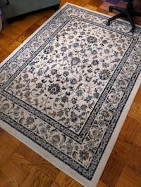 5.5ft x 7.5 ft area rug