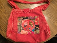 Peace shoulder bag  Beaver, 15009