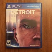 Detroit : Become Human - PS4 Lake Ridge, 22192