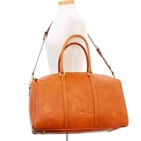 Dooney & Bourke Florentine leather carry-all  Lansdowne, 21227