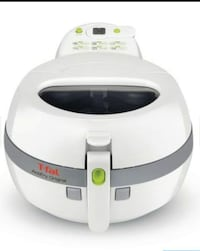 white and gray Tefal Actifry air fryer Toronto, M4G 3B6