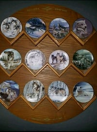 Wolf Plate collection
