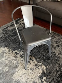 Metal Dining Chairs (set of 2) Orlando, 32821