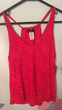 red halter top Jacksonville, 32211