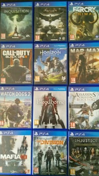 Ps4 games 8088 km