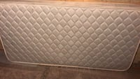 quilted white and gray mattress Strongsville, 44149