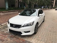 Honda - Accord SPORT- 2015 rebuilt title  Washington