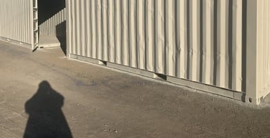 20' 40' Steel Shipping Conex Containers