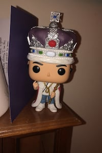 Crown jewel moriarty funko pop from Sherlock Holmes figurine (new)