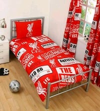 Liverpool Duvet Bedding Set