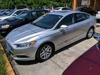 Ford - Fusion - 2014 Capitol Heights