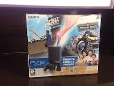 Sony PS2  Street Cricket box