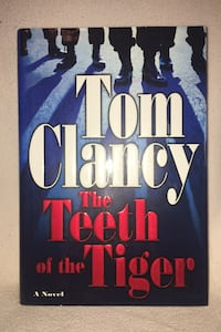 The Teeth of the Tiger by Tom Clancy Fairfax, 22030