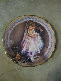 Decorative Ceramic Plate McConnellsburg, 17233