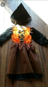 Toddler Witch Costume Riverside, 92505