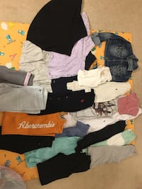 Lady Small size sweater, shirts, jackets and pants  Fairfax, 22033