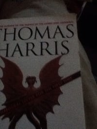 Thomas harris red dragon  Chino Hills, 91709