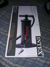 Intex Double Pump 3s