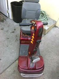 red and black upright vacuum cleaner Alameda, 94501