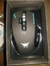 black gaming computer mouse Houston, 77090