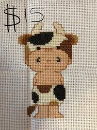 Assorted Cross Stitch Pictures