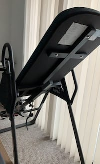 Inversion Table (for lower back relief)