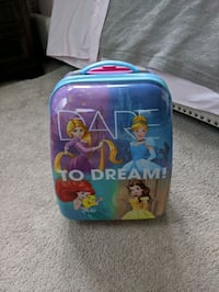 Disney Princess Hardcase Rolling luggage