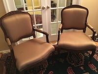 2 Antique chairs Mc Lean, 22102