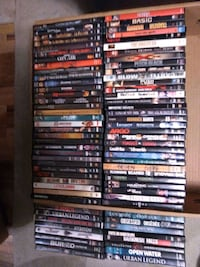 150 great DVDs (2 pictures) 3160 km