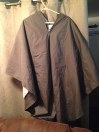 Silverts adaptive clothing poncho lined cape elderly disabled new lowered price! St Catharines, L2R 4W4