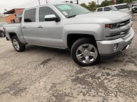 Chevrolet - Silverado - 2017.  100 down  Houston