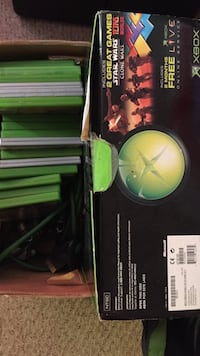 First edition XBox - many games! Anchorage, 99508