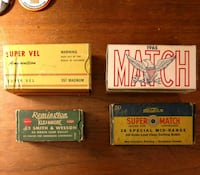 Collectible/Vintage Boxes Kingsport, 37665