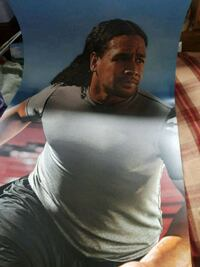 Huge, thick poster of Troy Polamalu. Colorado Springs, 80919