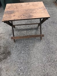 Historic Style Folding Camp Table Frederick, 21703