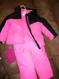 3t girls snow pants and coat Ames, 50014