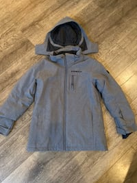 Kids snowboarding jacket
