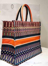Canvas Tote, has brand name on it Rockville, 20852