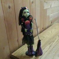Special Halloween edition monster high  London, N6K 1R7