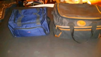 Small to medium luggage bags