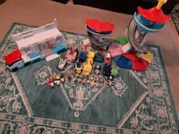 Tons of pawl patrol items all in excellent  condition