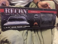 Recon LED cab roof lights box Hagerstown, 21740