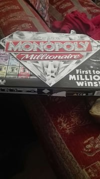 Monopoly Millionaire toy box Stockton-on-Tees, TS19