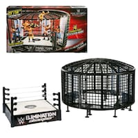 Wwe action figure elimination chamber Henderson, 89074